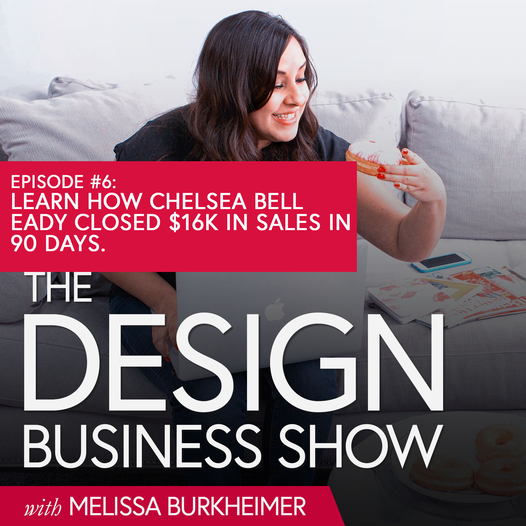 Learn from fellow designer Chelsea Bell Eady who started a brand new design business after graduating with a new degree in May of this year