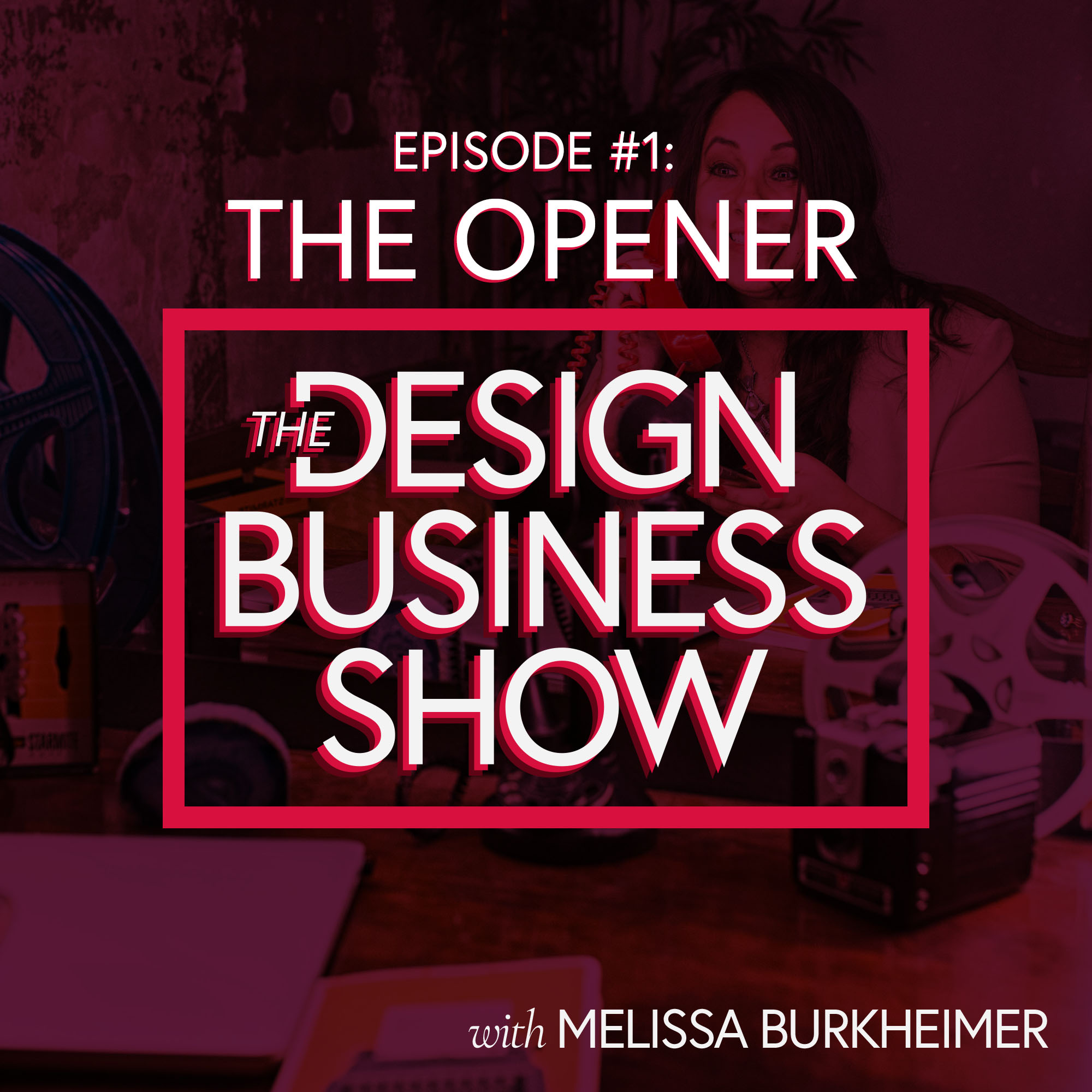 What is the Design Business Show and who is this Melissa chick?