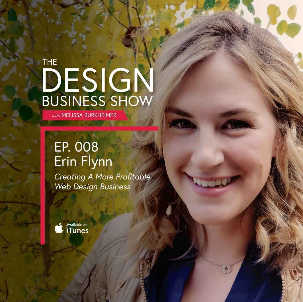 Learn tips and tricks for making more money in your design business with Erin Flynn.