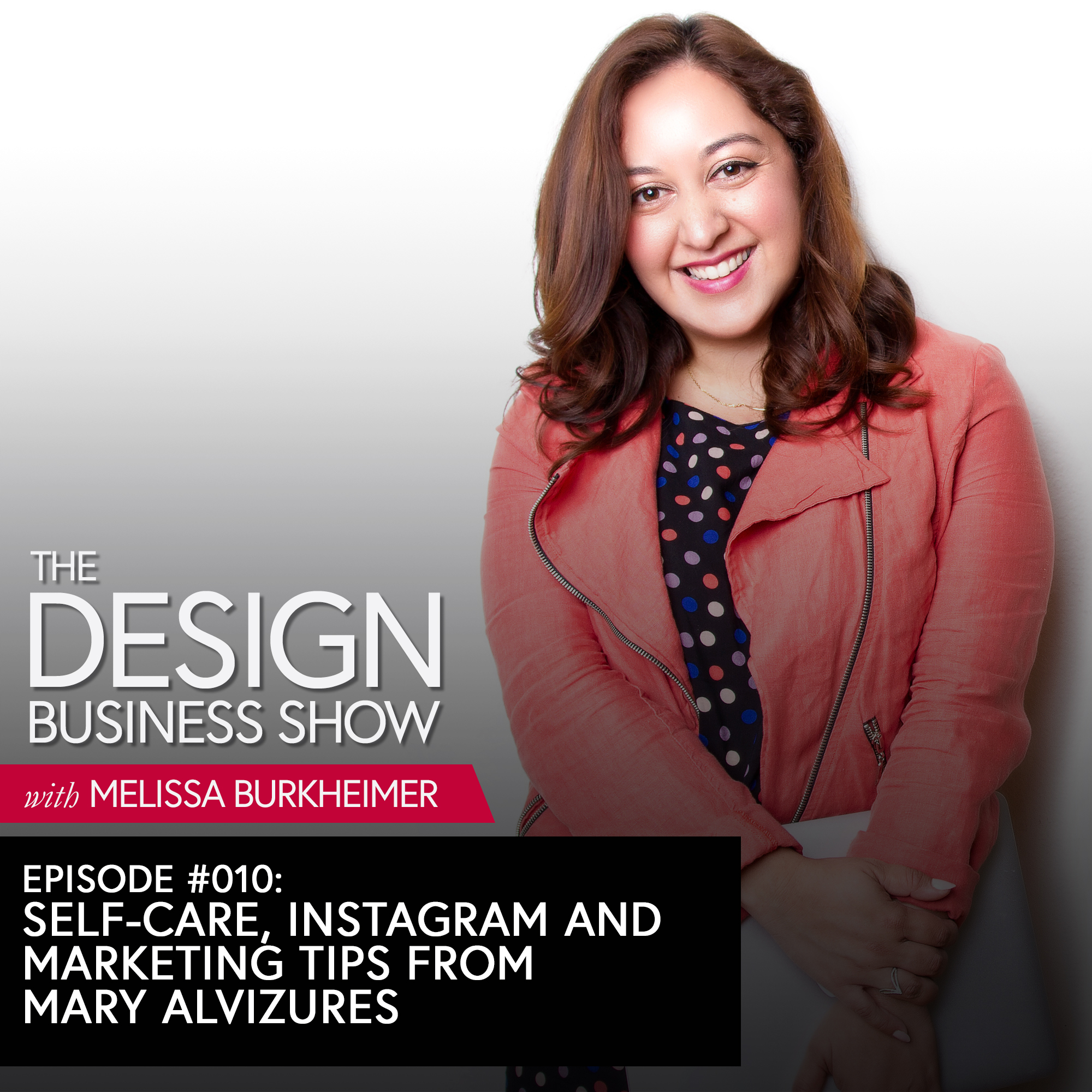 Avoid burnout and learn Instagram marketing strategies for designers with Mary Alvizures