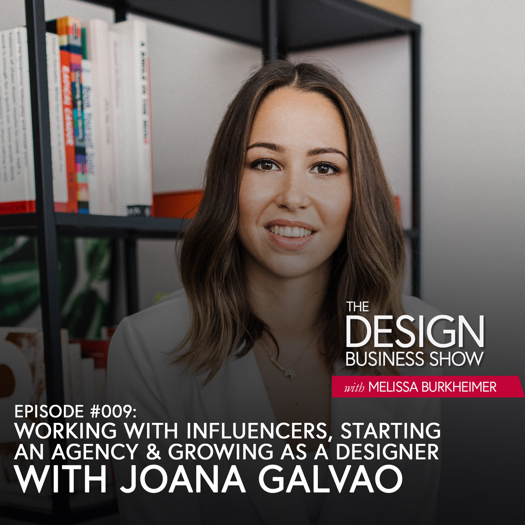 Learn how Joana went from freelancing to starting an award-winning design agency with a team of 10 designers and developers.