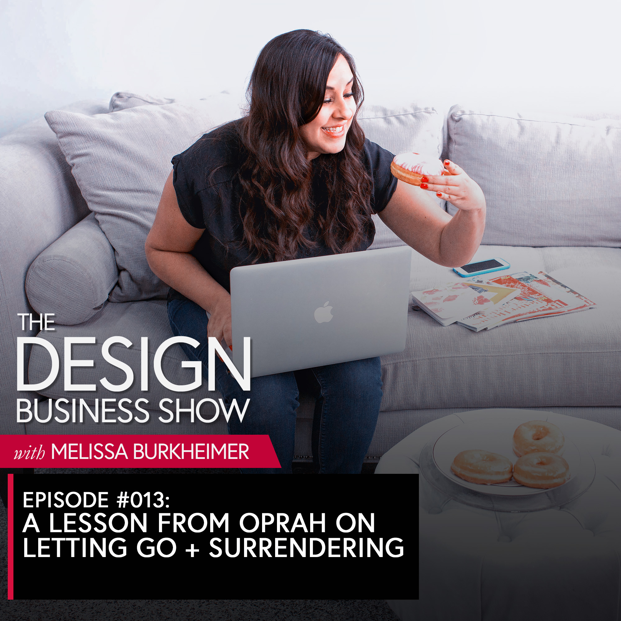 Learn from the queen herself, Oprah, about what to do when you're having doubts in your business.