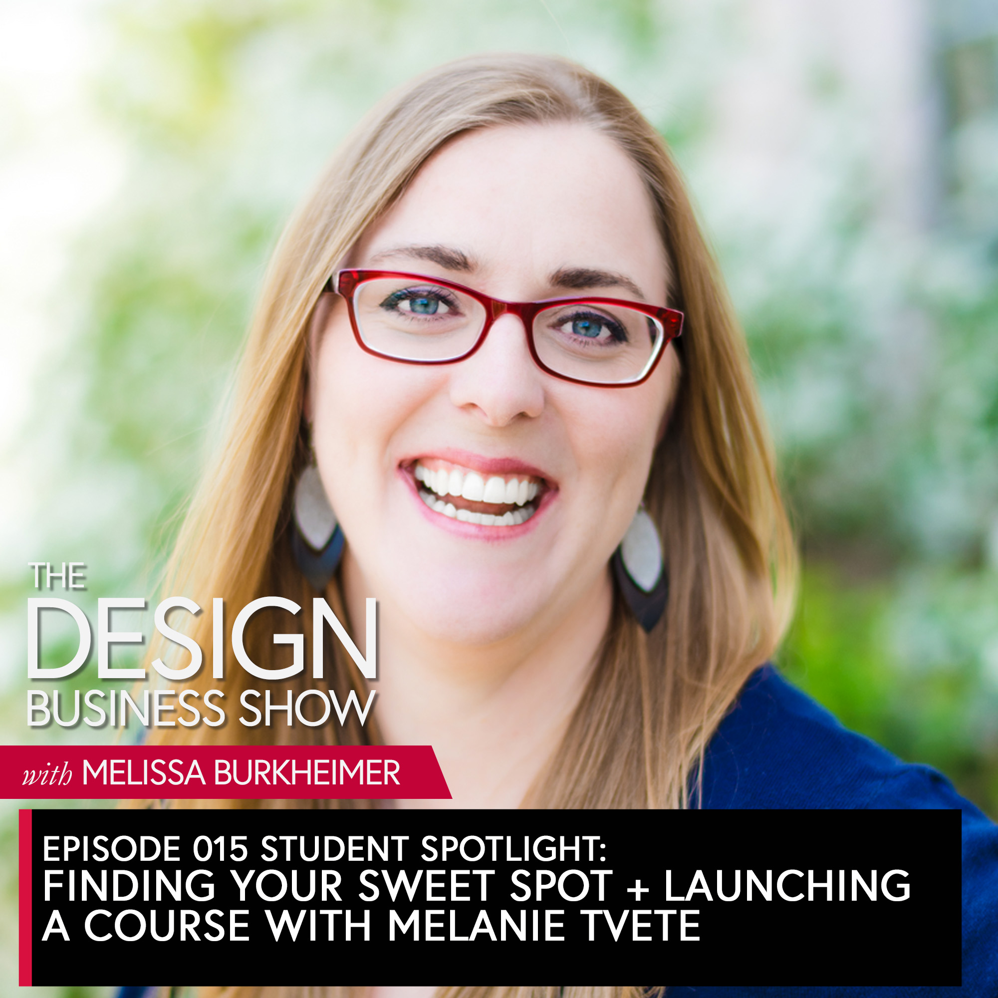 Learn how Melanie Tvete found her sweet spot and launched her first course.