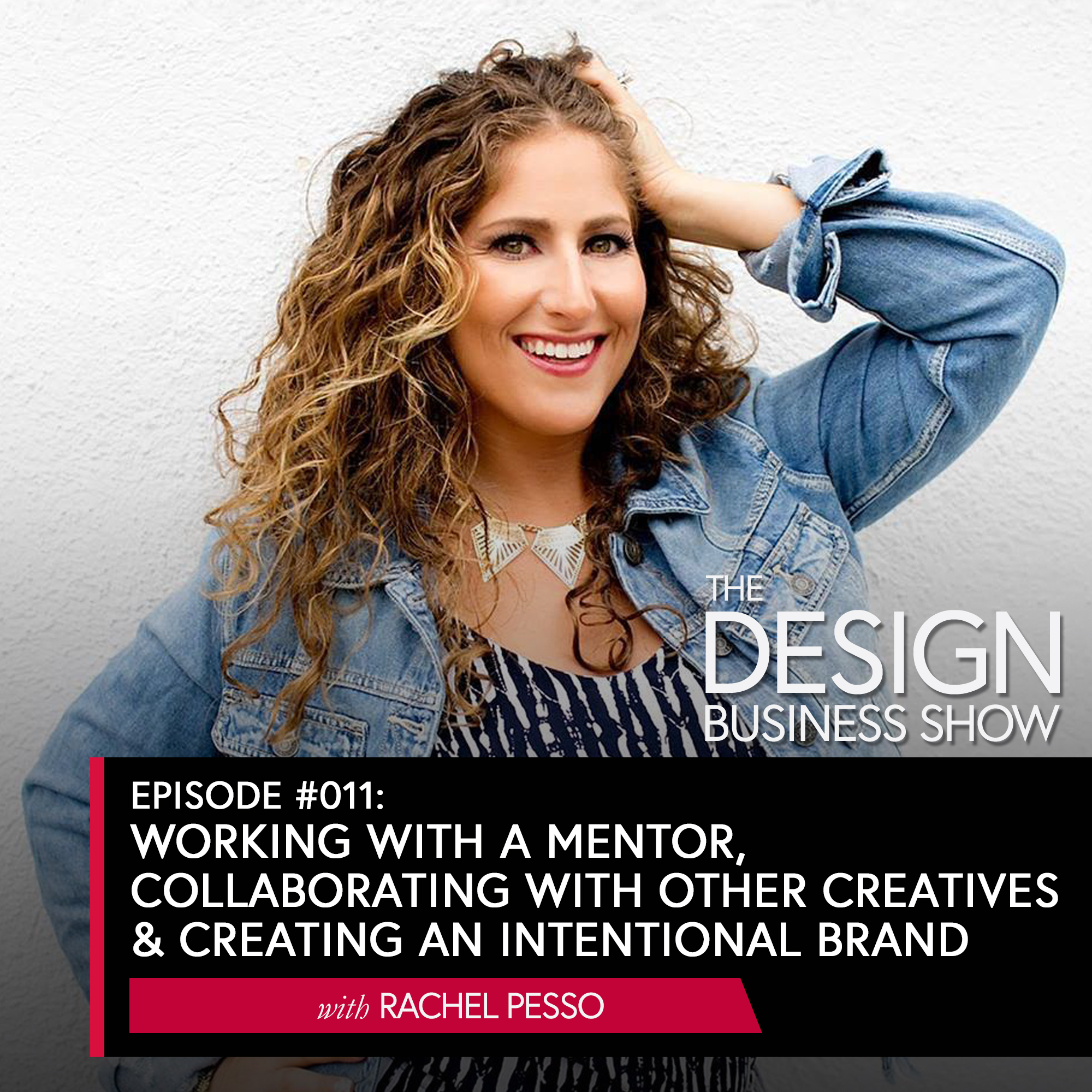 Learn Rachel's tips for creating a business that serves your needs + branding tips you won't want to miss