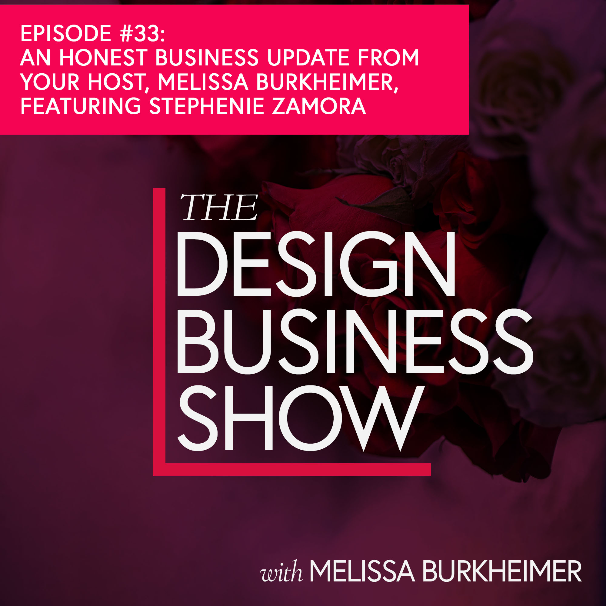 In today's episode of The Design Business Show, we're flipping the script and I'm being interviewed by my new friend Stephenie Zamora, who we first met on episode 10 of the podcast.