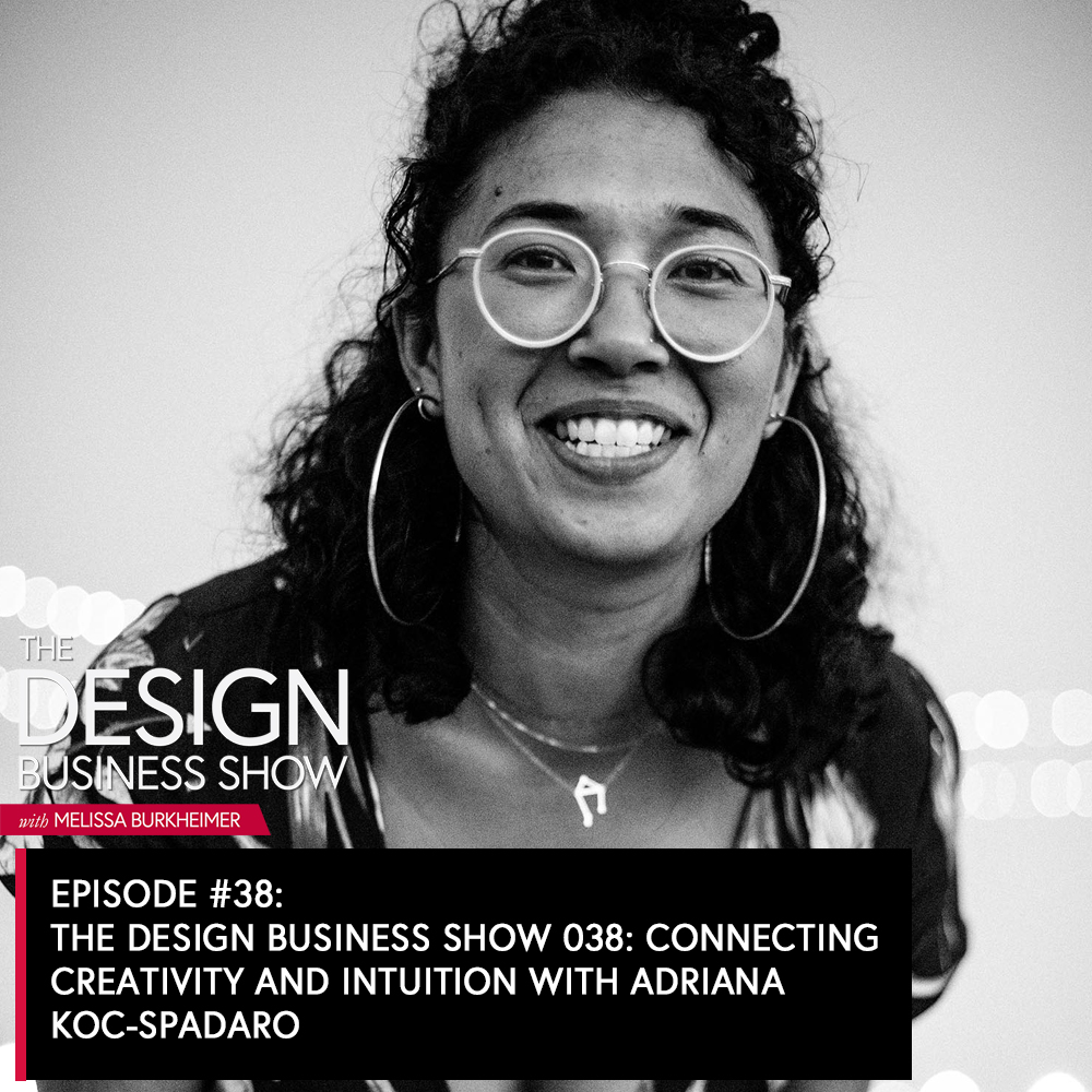 Join me for a conversation about visual storytelling, creativity, art and intuition with Adriana Koc-Spadaro