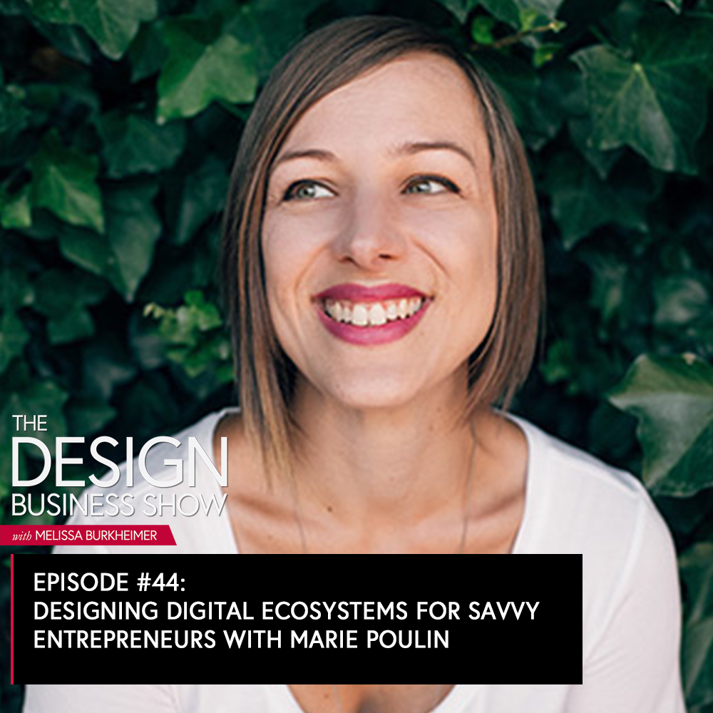 Learn how to add strategic roadmapping, course development and more to your offerings as a designer with Marie Pouin.