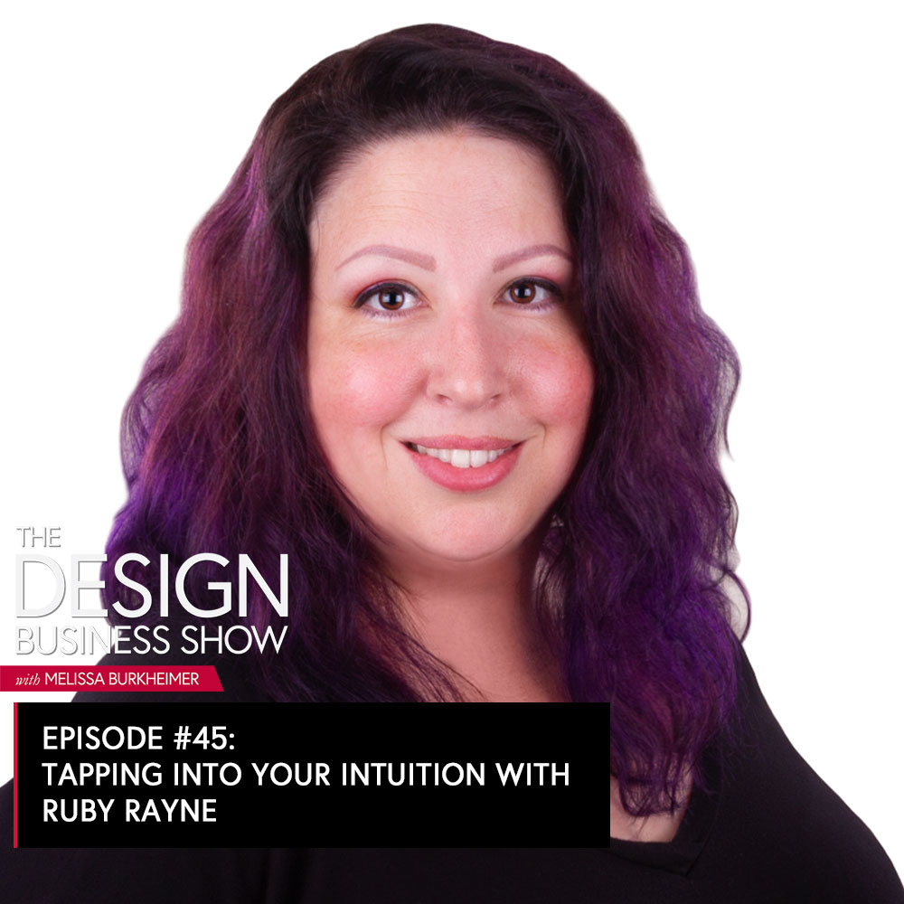 Learn how to tap into your intuition with Ruby Rayne