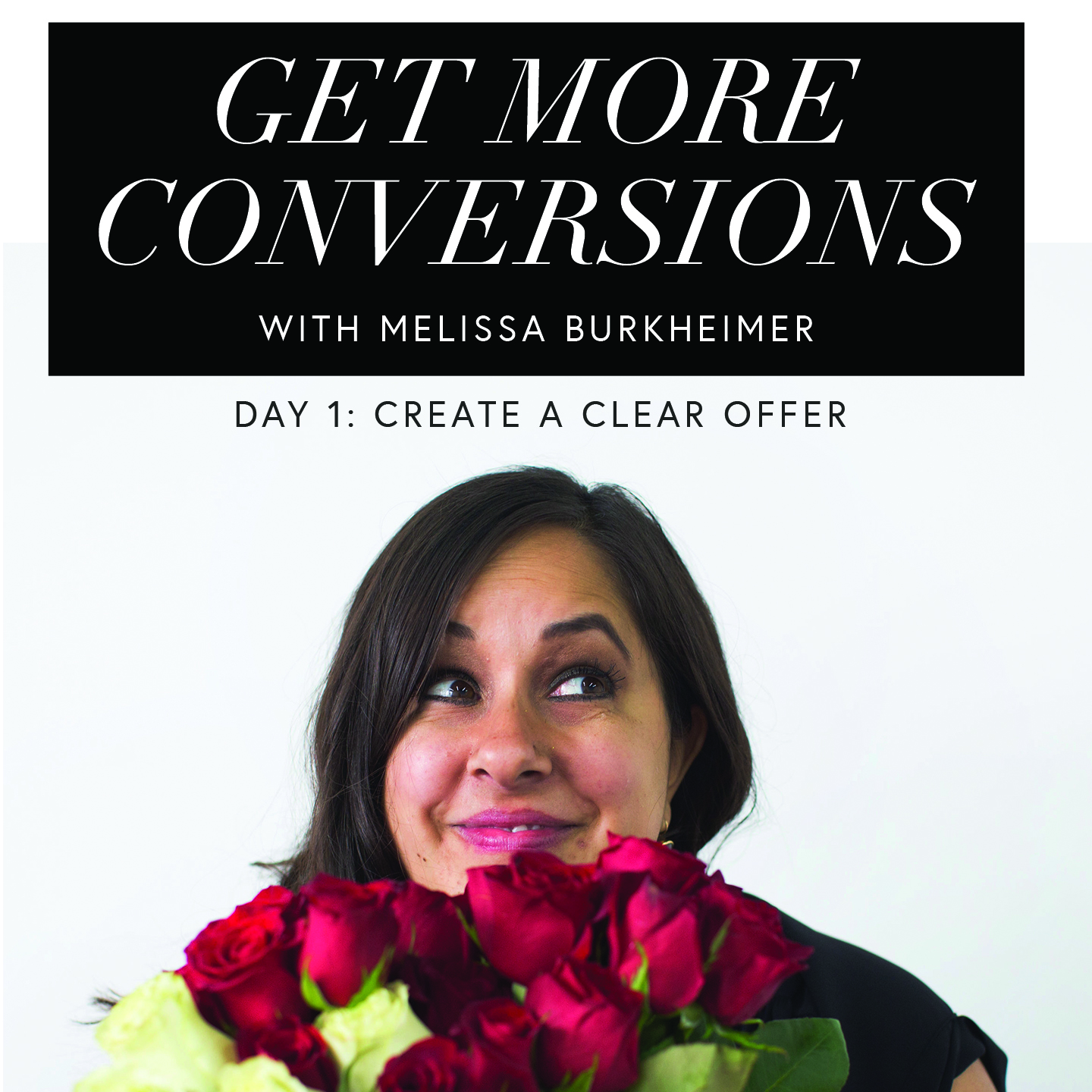 Check out episode 68 of The Design Business Show to learn how a clear offer can help you get more conversions.